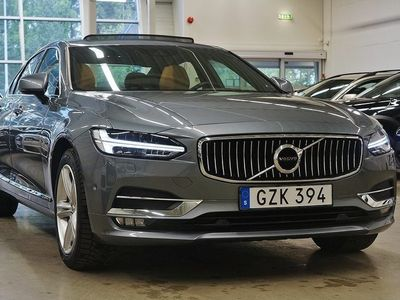 gebraucht Volvo S90 D4 190 Inscription Navi Taklucka Drag !