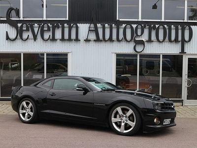 begagnad Chevrolet Camaro SS 6.2 V8 Supercharged SV -12
