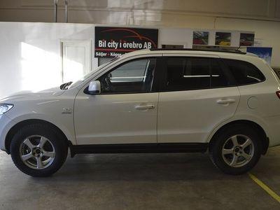 begagnad Hyundai Santa Fe 2.2 CRDi 4WD Automat 155hk