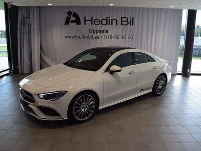 begagnad Mercedes CLA250 4Matic Premium plus /