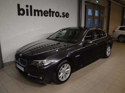 begagnad BMW 530 D Sedan X-Drive 258HK Värmare /Navi