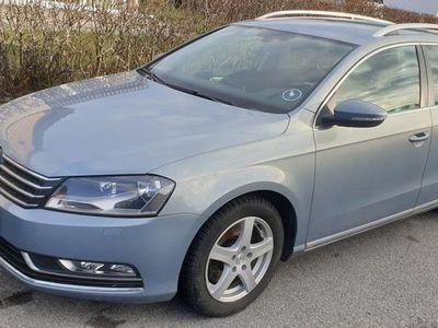 begagnad VW Passat 2,0 TDi Bluemotion