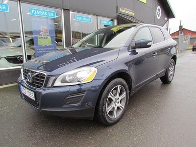 begagnad Volvo XC60 D4 Geartronic Momentum 163hk