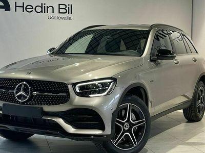begagnad Mercedes GLC300 de 4MATIC SUV//LADDHYBRID//AMG//NIGHTPACKAGE//DRAG