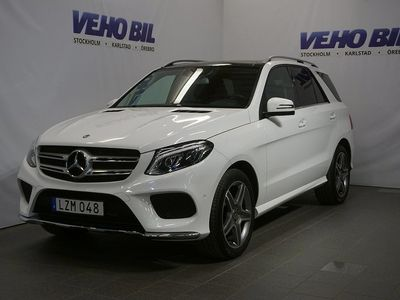 begagnad Mercedes GLE350 4-Matic 9G-Tronic AMG Värmare Comand Drag