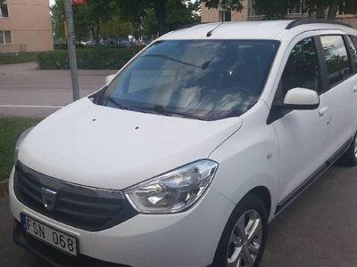 begagnad Dacia Lodgy 1,5 dCi 110 Laureate