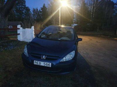 begagnad Peugeot 307 XT 1,6 5D