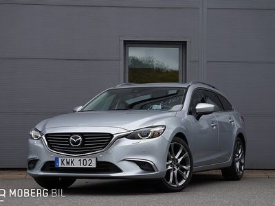 begagnad Mazda 6 2.2 DE AWD 175hk Optimum Navi BOSE