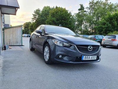 begagnad Mazda 6 Sedan 2.0 *Låg mil
