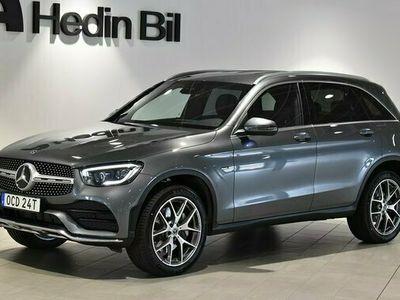 begagnad Mercedes 300 GLC BenzDE 4MATIC AMG Line Demobil 2021, SUV Pris 643 900 kr