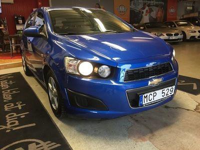 begagnad Chevrolet Aveo 1.2 2012, Halvkombi 58 900 kr
