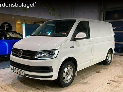 begagnad VW Transporter 2.0 TDI 204hk 4M D-värm
