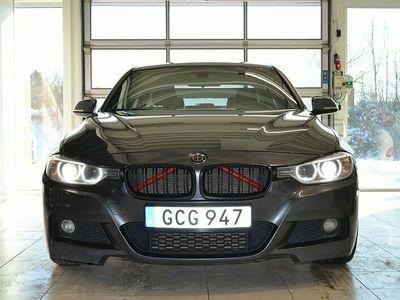 begagnad BMW 320 d Sedan M-Sport Automat Navi