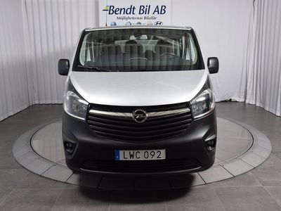 usado Opel Vivaro 1,6 CDTi / 115hk / L2H1 Minibuss -15