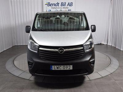 begagnad Opel Vivaro 1,6 CDTi / 115hk / L2H1 Minibuss -15
