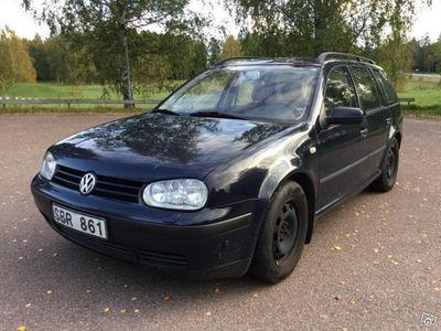begagnad VW Golf Variant 1,6/BES UA/Aut/Drag/MV/ -01