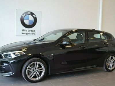begagnad BMW 118 d Aut I M sport I Navigation