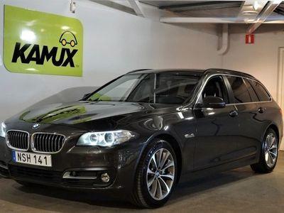 begagnad BMW 530 SÖNDAGSÖPPET 31/3 d xDrive Touring Drag EU6 258hk