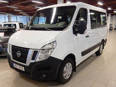 begagnad Nissan NV400 2.3 145Hk 9-Sits