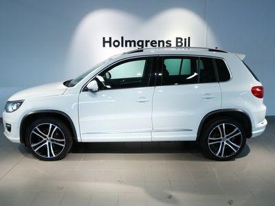 gebraucht VW Tiguan 2,0 TDI R-Line 184hk Aut, Värmare