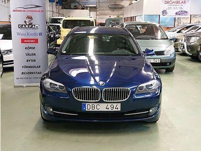 begagnad BMW 520 d Touring Steptronic 184hk,AUTO,11000 MIL