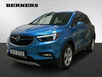 begagnad Opel Mokka X 1,4 152Hk 4x4 / Drag / ledramp