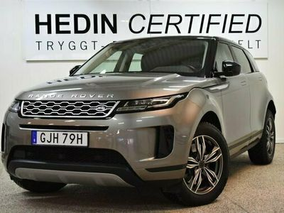 begagnad Land Rover Range Rover evoque Signarture fe 2020, SUV Pris 419 900 kr