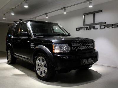 begagnad Land Rover Discovery 3.0 TDV6 HSE Läder 7-sits Svensksåld