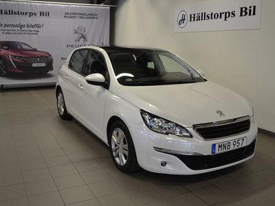 begagnad Peugeot 308 1.6 E-HDI 115HK ACTIVE 24MÅN GARANTI