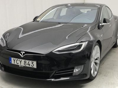 begagnad Tesla Model S 90D