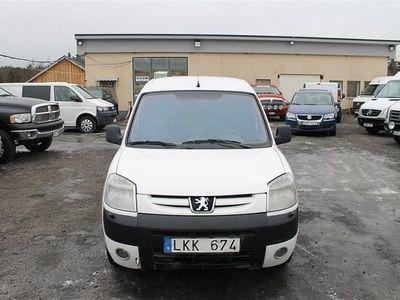begagnad Peugeot Partner 1.6 HDI Nybes Drag 1Års Garan -08
