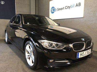 begagnad BMW 320 d Sedan Sport line 184hk, 12 Mån Garanti