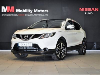 begagnad Nissan Qashqai 1.6 dCi X-Tronic Tekna Design Pack 19 130hk