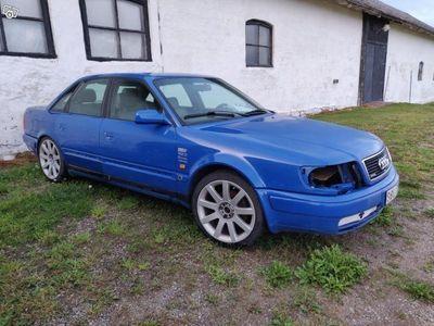 begagnad Audi S4 2,2T quattro -92