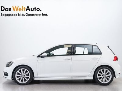 begagnad VW Golf 1,4 TSI 150 DSG7 GT