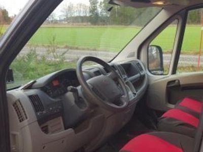 begagnad Peugeot Boxer 3,0 HDI -08