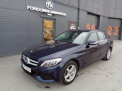 begagnad Mercedes C220 BlueTEC Kombi S205 (170hk)