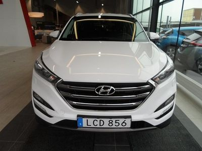 gebraucht Hyundai Tucson 2.0 CRDi 4WD 136hk Comfort