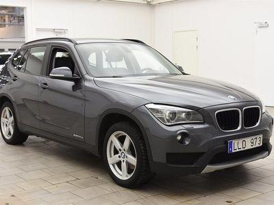 begagnad BMW X1 xDrive20d* 184hk AUT / DRAG