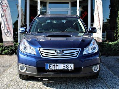 begagnad Subaru Outback 2.0 4WD Dragkrok 2010, Kombi 44 900 kr