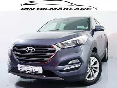 begagnad Hyundai Tucson 1.7 CRDi NY SKICK/LÅGMIL