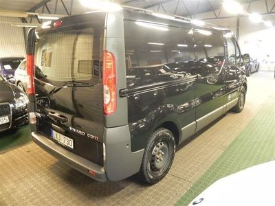 begagnad Opel Vivaro L2H1 2,0CDTI Automat -12