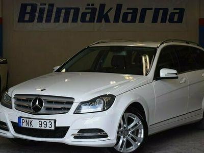 begagnad Mercedes C220 C BenzT CDI 7G-Tronic Plus NAV VÄRMARE DRAG 2014, Kombi Pris 149 900 kr