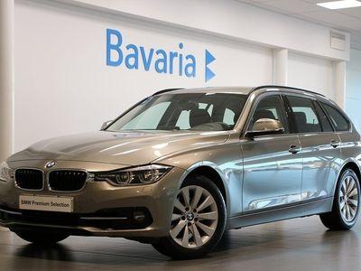 begagnad BMW 320 i xDrive Touring Aut Model Sport Nypris 421.700:-