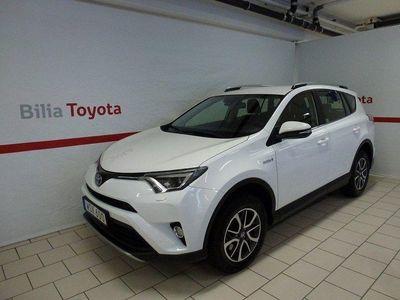 begagnad Toyota RAV4 2,5 Hybrid AWD ACTIVE