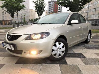 gebraucht Mazda 3 Sedan 1.6 105hk Servad & Besiktigad -05