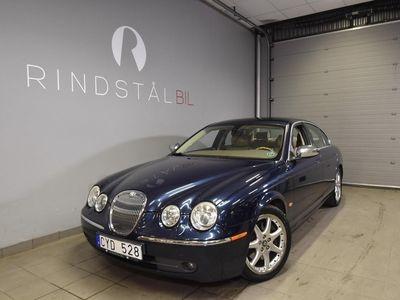 begagnad Jaguar S-Type 3.0 V6 238 HK AUT 7700 MIL