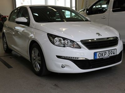 begagnad Peugeot 308 5D ACTIVE BlueHDi 120hk
