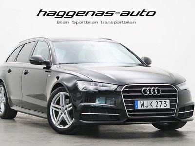 begagnad Audi A6 Avant 2.0 TDI Ultra / Sport Edition / S-line