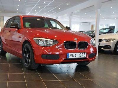 begagnad BMW 118 d 5-door 143hk